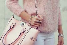 Розово-пастельный
