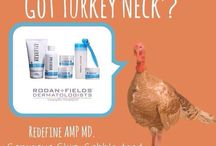 Rodan+Fields products / Clinical grade skincare