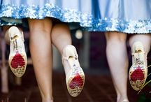 Beautiful wedding shoes - QT Wedding Blog / It's a girl thing.  Wedding Shoe ideas by The Queenstown Wedding Blog