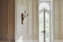 Turn of the century French interiors