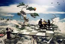 Chess Art / by Ana Rodriguez Domenech