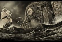Cthulhus from Deviantart
