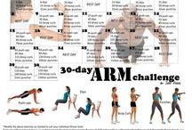 30 day challenges / by Brandi Hammond
