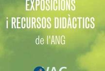 Activitats i formació / L'ANG treballa per oferir eines per tal d'aprofundir en els temes propis de l'ecologisme, la justícia social i la construcció d'alternatives.