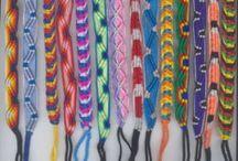 Friendship Bracelets / by Sheba Bracelets