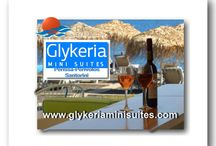 Glykeria Mini Suites in Perissa beach Santorini / Best accommodation in Perissa or Perivolos beach in Santorini island. Glykeria mini suites is one of the best place for your summer accommodation in a beautiful Hotel at Santorini just next to the beach of Perissa Best accommodation in Perissa or Perivolos beach in Santorini island www.glykeriaminisuites.com
