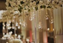 Hanging Centerpieces