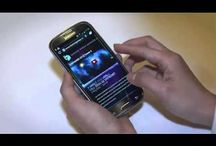 Galaxy S3 / The latest mobile technology is in the Samsung Galaxy S3 smartphone. Never mind that iPhone 5 item.
