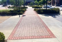 Concrete Brick Paving / Hints, tips and more about concrete brick paving