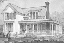 Tennessee Farmhouse