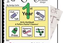 Kids Can Sew Curriculum