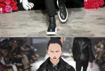 Naruto fashion