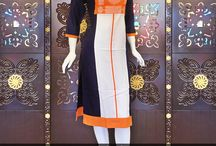Latest Designer Kurtis Collection.