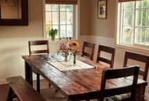 Dining Room Ideas / by Jena Duckworth