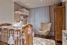 Dormitório de Bebê / Inspirações e Referências