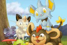 Pokemon Artwork