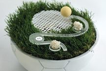 Food Design - Design with Food / Designing the food itself: dishes, food and science
