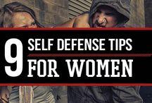 Women in Self-Defense