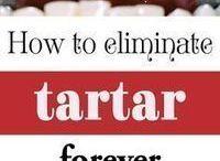 Tartar free teeth
