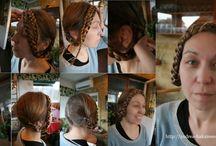 Flätor och frisyrer