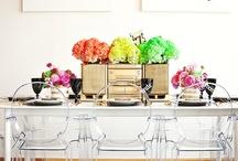 Party ~ rainbow colours