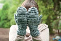 Make stuff • knitting / knitting / by Scatterville