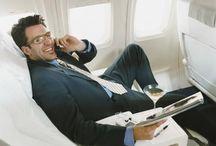 Real Men Airplane Hanger