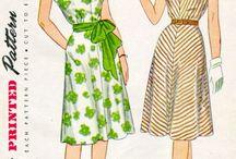 Oldies Fashion Patterns