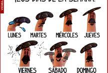 Aprender vocabulario español -- Learn spanish vocabulary / Recursos educativos para aprender palabras de vocabulario en lengua española -- Educational resources to learn Spanish words, Spanish vocabulary