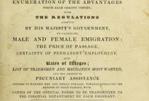 Immigration and Passengers / #genealogy