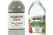 cleaning product with vinegar