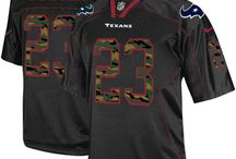 Arian Foster Nike Jersey – Authentic Elite Texans #23 Blue White Jersey / The Houston Texans Arian Foster jersey are available now for purchase at Official Shop! Shop the much-anticipated Blue and white Texans jerseys for Men's, Women's,Youth and Kids'. Shop authentic elite, replica game, or premier limited Houston Texans Arian Foster jersey today to be ready for the 2012-2013 season! The new Arian Foster team color and away jersey in stock now. Size S, M,L, 2X, 3X, 4X, 5X. / by Noe Ihnat