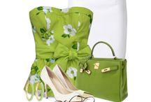 Fashion - style/ color schemes / by Andrea Cuda