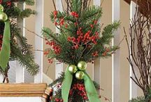 Christmas Decorations / For the home, tree, party, patio, etc. / by Daphyne Ottone