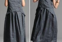 Linen Tunik or Dress