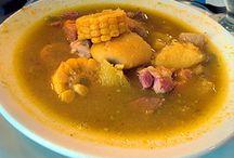 Puerto Rican Food / by Virginia Cortés