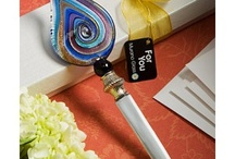 Murano Favors / Murano Favors are Inspired by the artisans of Murano Italy these favors are glass blown. http://discountweddingfavors.com/53-murano-wedding-favors  / by Laura Scott