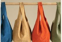 Sewing-Bags / Unfortunately I do not know whether each pin also has a tutorial / by Marion Möller