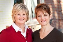 About Us / Get to know Mary and Barbara of Fourth and Sixth Designs at http://4and6designs.com/site/about-us/