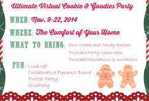 Blog Hops & Virtual Parties