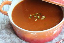 Voorgerechten en soepen