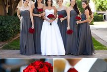 Gray wedding colors