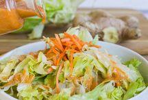 Salads ...