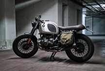 #Motorecyclos Bmw Boxer Gold / www.motorecyclos.com #custom #motorcycles #Motorecyclos #bikes #BMW #scrambler #caferacer based on #bmw #r45