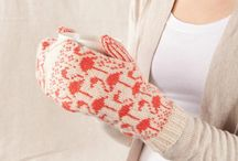Hansker/ mittens/ gloves