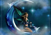 Magical Fairies and Mystical Dragons / by Lori Angel