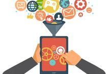 Mobile Marketing / More than half of the website visits are viewed through a mobile device. If your not making it easy for them to navigate on their devices, they will go to a competitors site that is more mobile friendly' http://limelightleads.com/mobile-marketing/