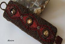 mój bead-art :) / Niebanalna biżuteria z guzików i koralików  oraz  inne wytwory mojej wyobraźni i rąk. Zapraszam do oglądanie i Pin it :)