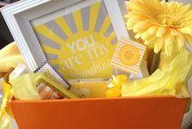 creative gift ideas / by Nickeea Richardson-Moore