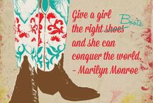 Boots / Cowgirl Boots